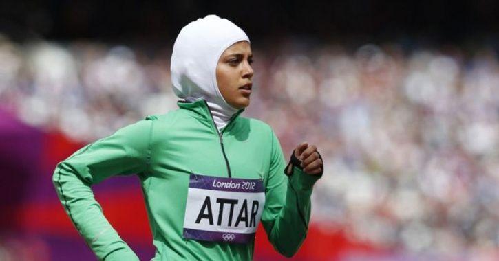 runners wearing hijab