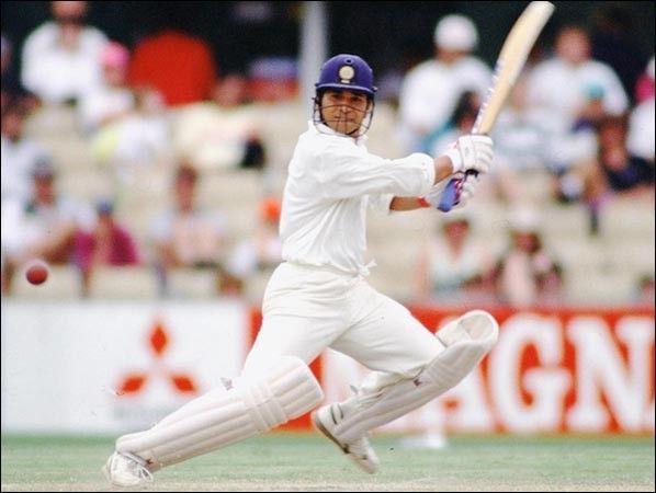 Sachin Tendulkar made 114