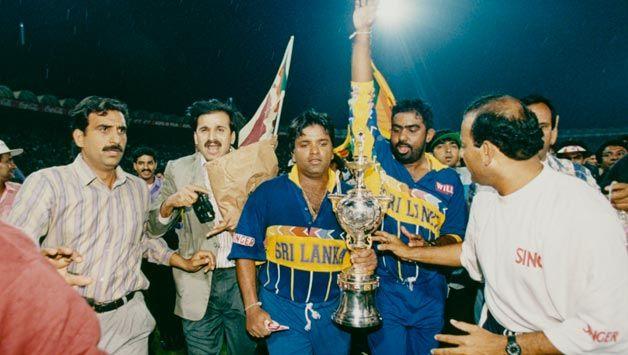 Sanath Jayasuriya is a legend