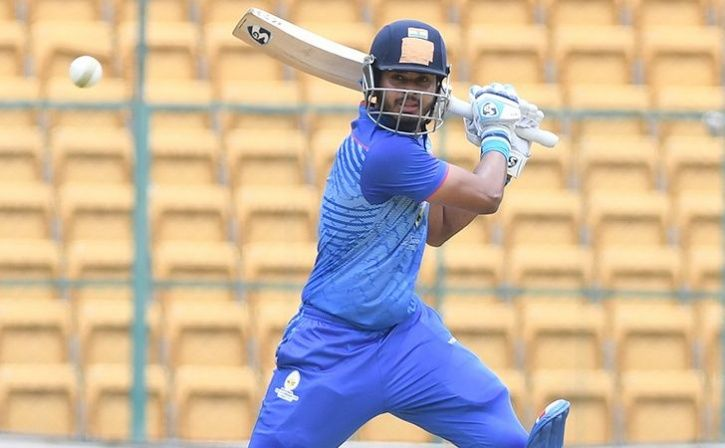 Shreyas Iyer Smashes Highest T20 Score By An Indian Batsman
