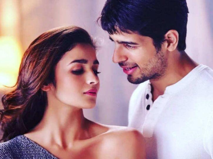 Sidharth and Alia