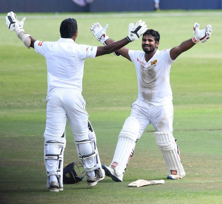 Sri Lanka won by one wicket