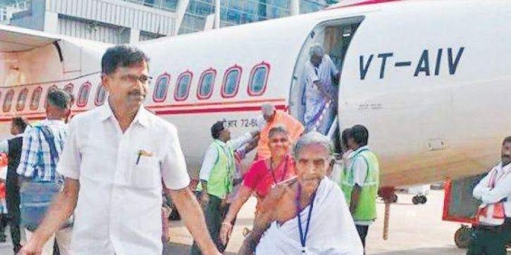 Tamil Nadu, Avinashi, flight, village, M Ravikumar, textile businessman, Chennai