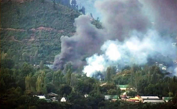 Terror Attacks On Security Forces In Jammu And Kashmir