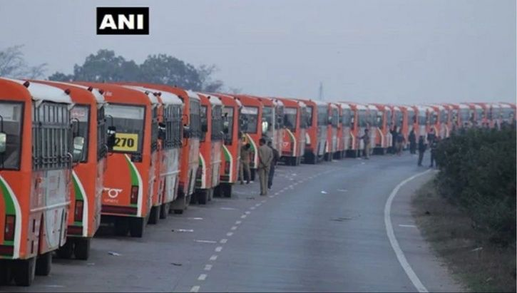 UP Bus World Record, UP Guinness World Record, Kumbh Mela World Record, UPSRTC World Record, Prayagr