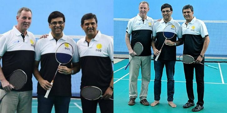 Viswanathan Anand is a legend
