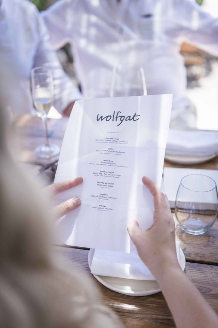 Wolfgat Restaurant