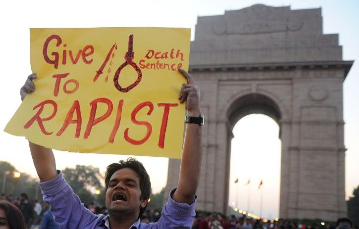 13 years of Rang De Basanti: Protests at India gate during Nirbhaya rape case.