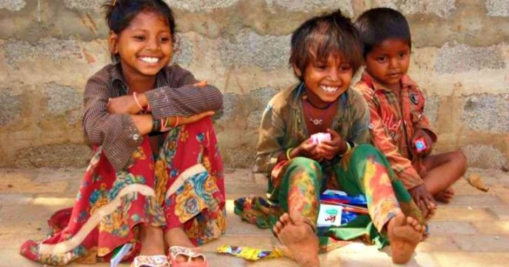 1.8 Lakh Children Living In Child Care Institutions; Over 3.7L Subject To Vulnerable Conditions