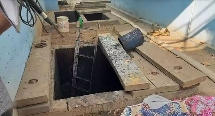 3 Labourers Dead After Inhaling Toxic Gas In Sewage Tank