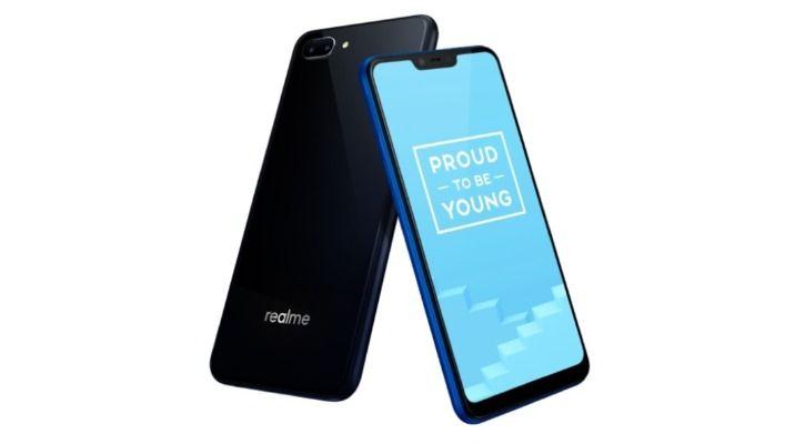 affordable smartphones Realme C1