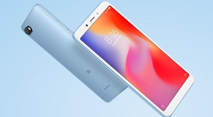 affordable smartphones Redmi 6A