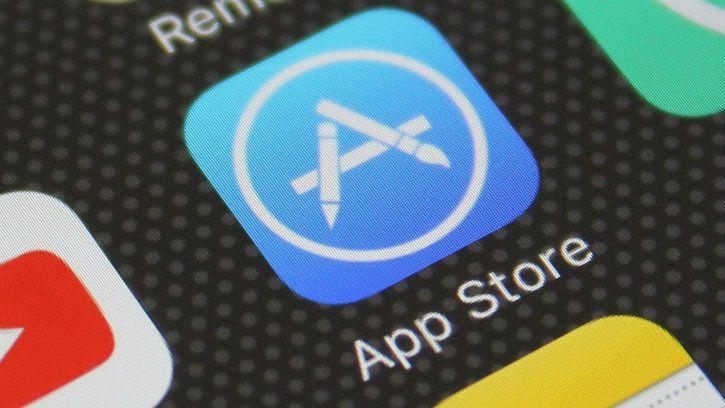 app store revenue apple iphone