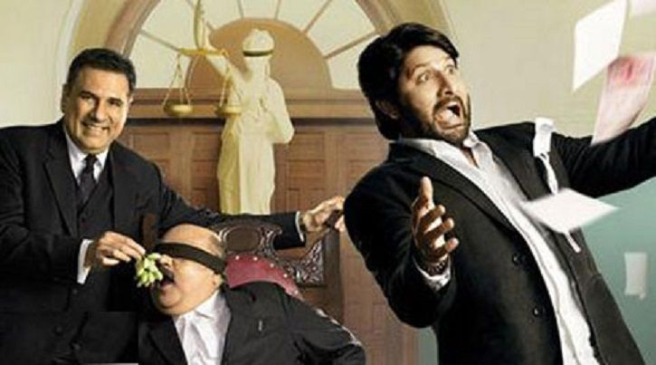 Arshad Warsi Feels Jolly LLB Would've Still Been Successful Had He Starred In It Instead Of Akshay