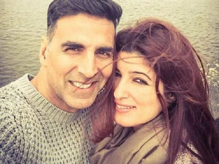 Ask Twinkle Khanna as to what Akshay Kumar gave him this anniversary, and she'll tell you all things