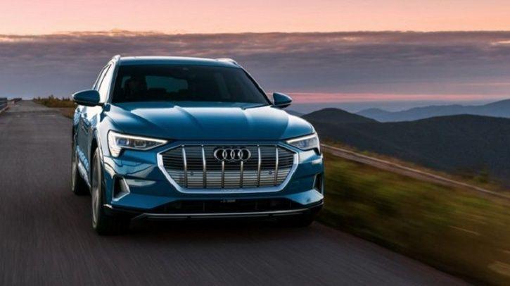 Audi Chipset, Audi Electric Car, Samsung Exynos Auto V9, Samsung Chipset For Audi Sedans, Samsung Au