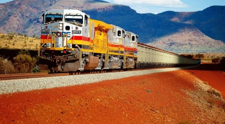 automated train