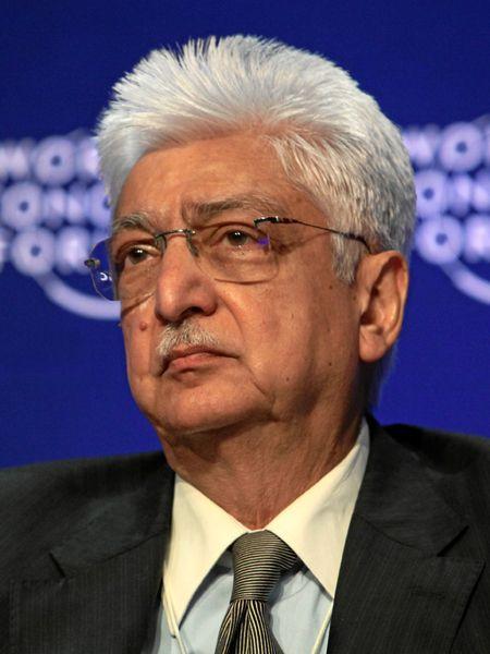 Azim Premji, charity
