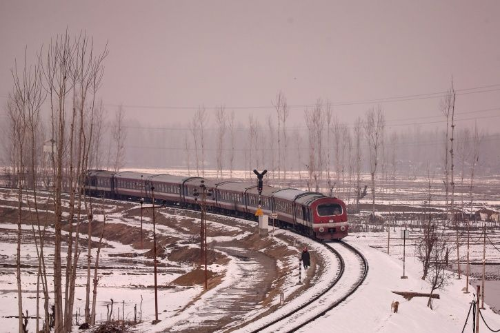 Bilaspur-Manali-Leh Railway Line