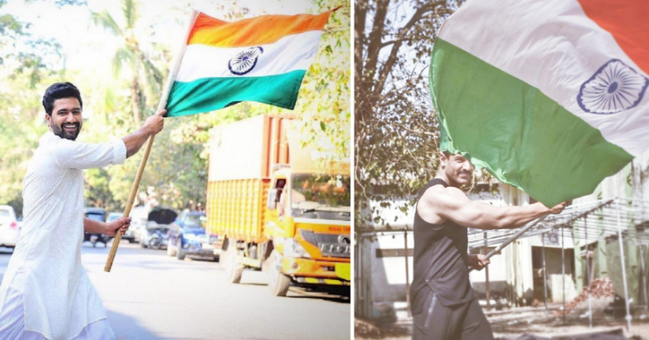 Bollywood Celebs Post Heartfelt Messages As India Celebrates 70th Republic Day