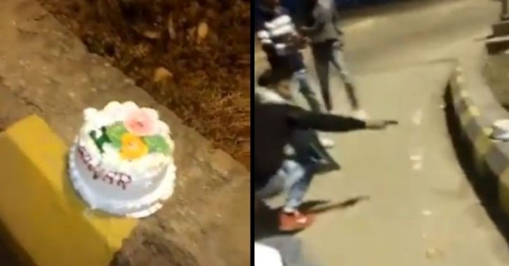 Fantastic For This Up Youth Cutting A Birthday Cake With A Knife Was Too Funny Birthday Cards Online Benoljebrpdamsfinfo