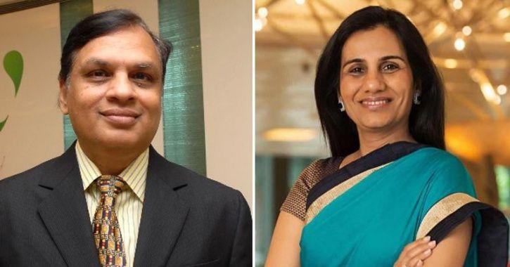 Chanda Kochhar and Venugopal Dhoot