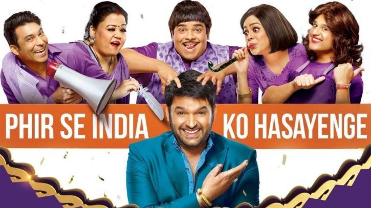 Comedy King Is Back & How! The Kapil Sharma Show Rules TRP Charts, Becomes #1 Show In Country
