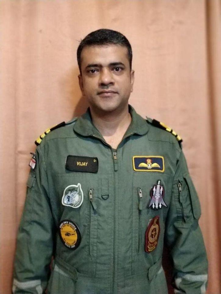 Commander Vijay Varma