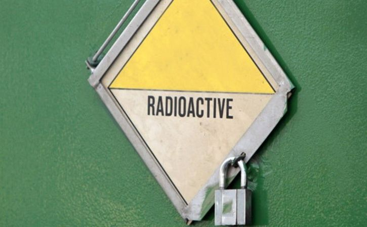 Container With Radioactive Item Goes Missing