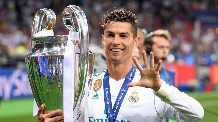 Cristiano Ronaldo left Real Madrid for Juventus