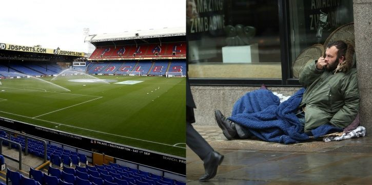 Crystal Palace is doing a good thing