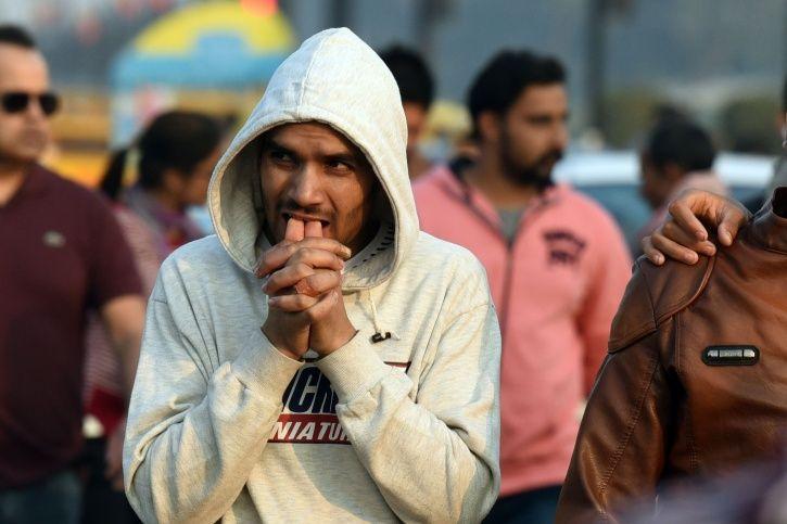 Delhi Cold Wave