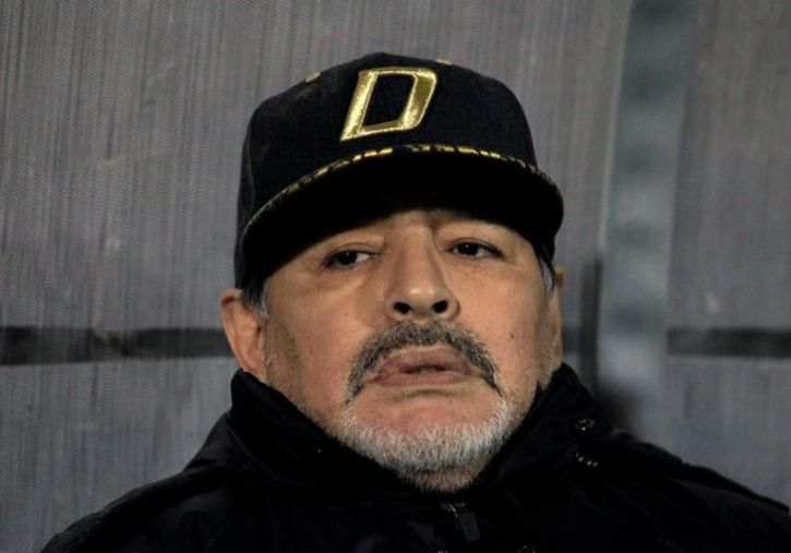 Diego Maradona Discharged From Hospital After Being Admitted For Internal Bleeding