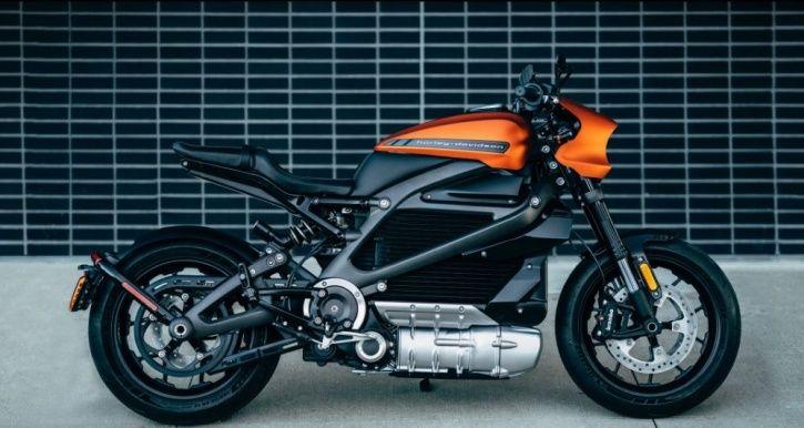 Electric Superbike, Electric Bike, Lightning Strike, Electric Motorcycle, Lightning Strike Price, Li