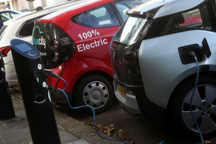 Electric Vehicles, EVs Carbon Emissions, Electric Cars vs Gasoline Cars, Environmental Report, Elect