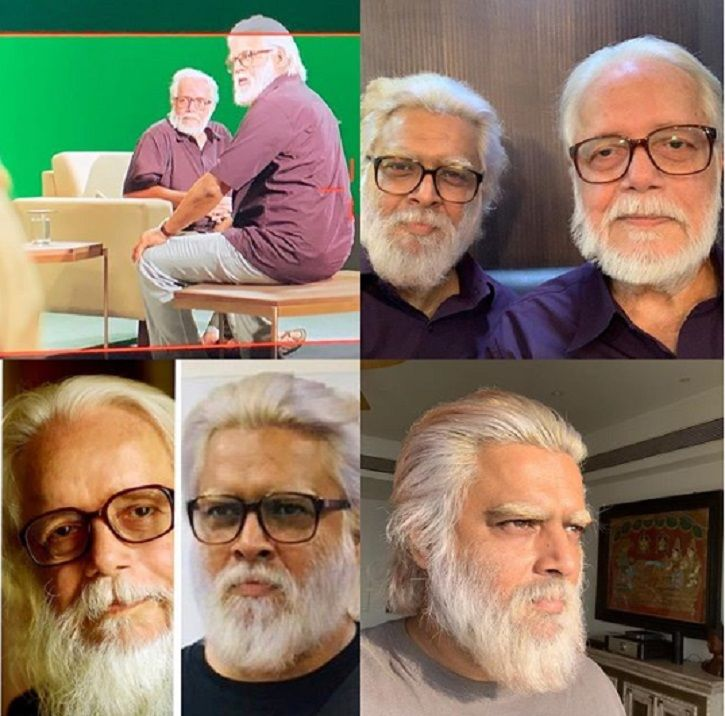 Fans Take R Madhavan's Transformation For 'Rocketry: The Nambi Effect' To Meme-Town