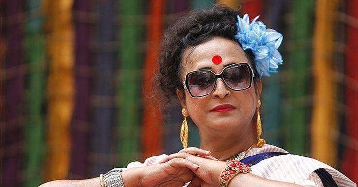 First transgender college principal: Manabi Bandopadhyay