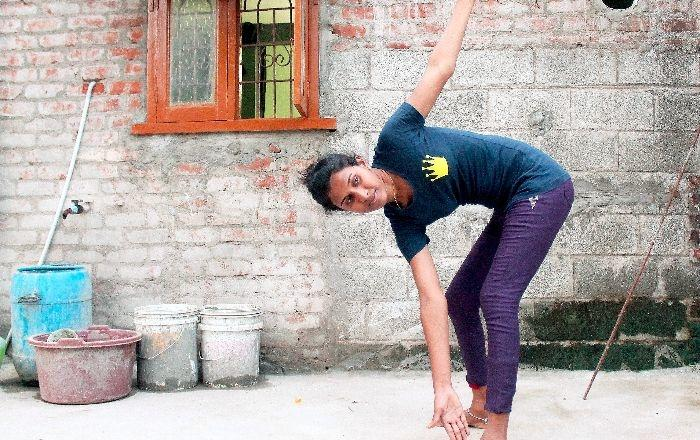 First transgender police officer: K Prithika Yashini