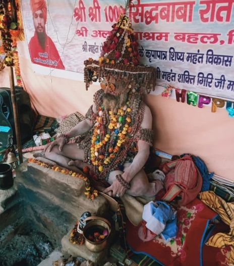 From Rudraksh Baba To Golden Baba, These Sadhus Are Show-Stealers At Kumbh Mela 2019