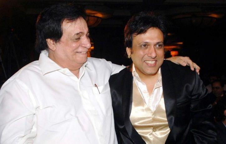 Govinda's Heartfelt Tribute To His Ustaad & Father Figure Kader Khan Is Making Fans Emotional