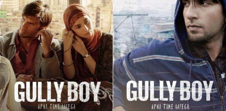 Gully boy 2019