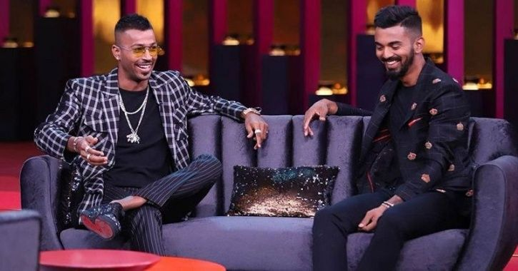 Hardik Pandya koffee with karan