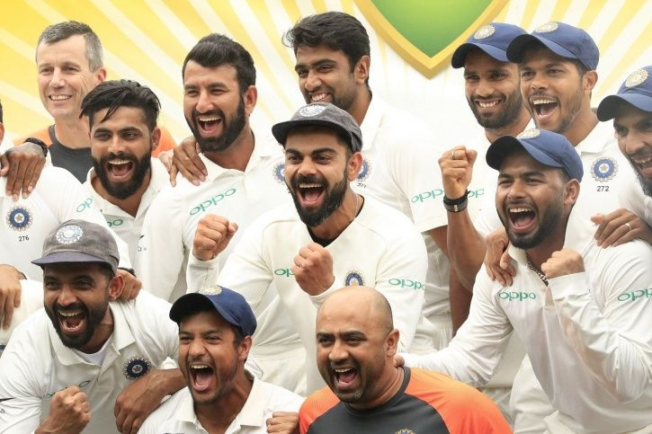 India have never won a Test series in South Africa
