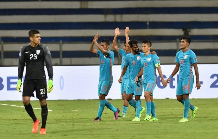 India lost to UAE