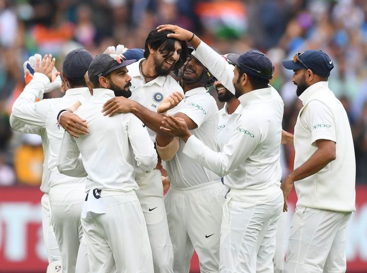 India won 2 out of 3 Tests