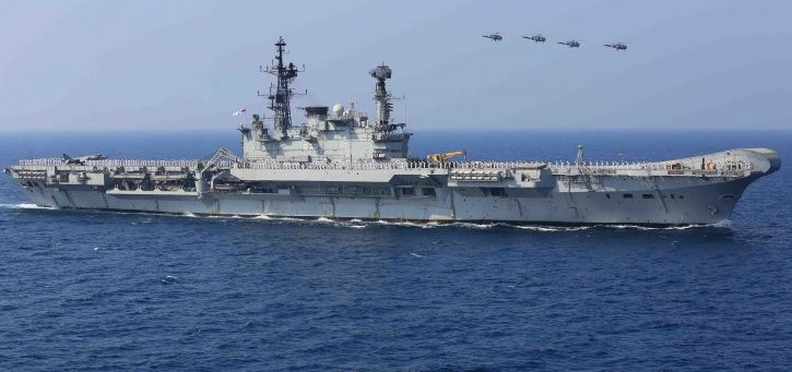 INS Viraat Could Be Converted Into A Museum Or Hotel As Maharashtra Gets In-Principal Nod