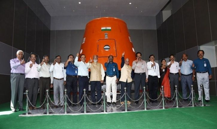ISRO Space Flight Program, ISRO News, ISRO Space Centre, Human Space Flight Centre, HSFC, ISRO Manne