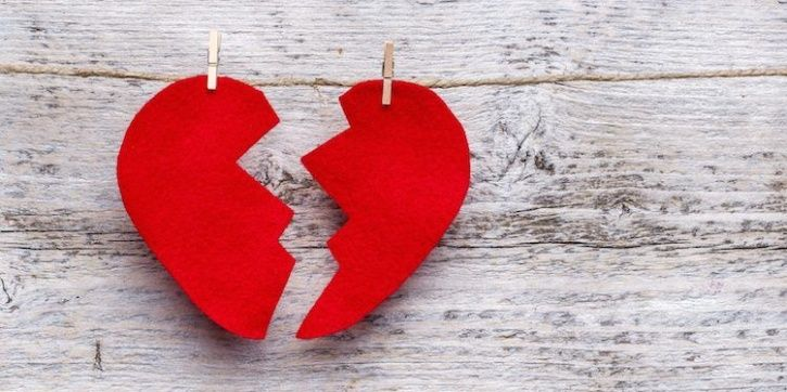 It's Actually Possible To Die From A Broken Heart
