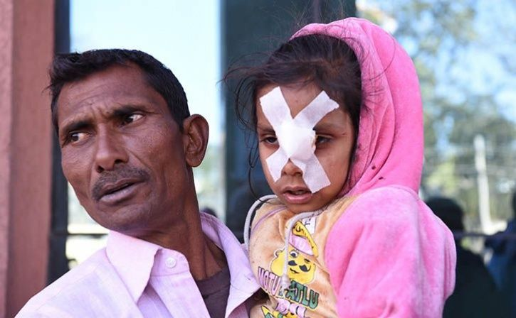 Jaipur Hospitals Full Of Patients Of Kite-Related Injuries