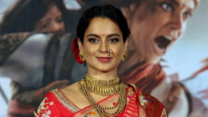 Kangana Ranaut Slams To Karni Sena, Says She